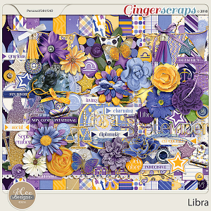 Libra Kit by JoCee Designs