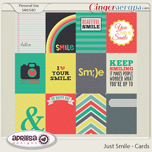 Just Smile - Cards