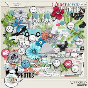 Weekend - Elements- by Neia Scraps