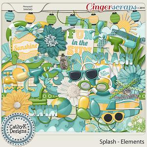 Splash - Elements