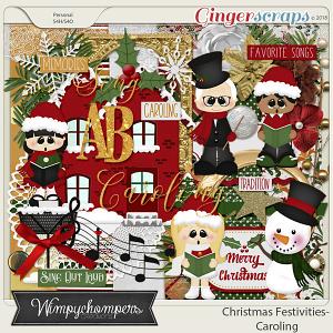 Christmas Festivities- Caroling