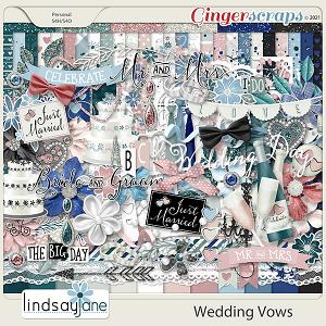 Wedding Vows by Lindsay Jane