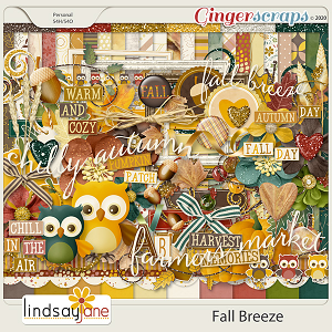Fall Breeze by Lindsay Jane