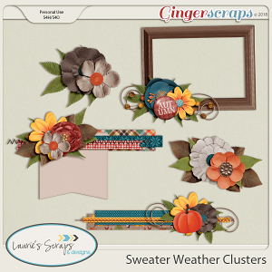 Sweater Weather Clusters