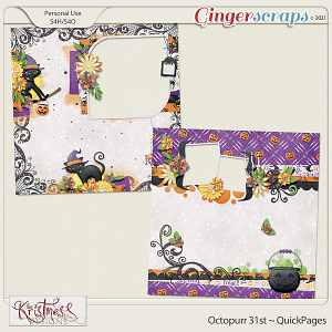 Octopurr 31st QuickPages