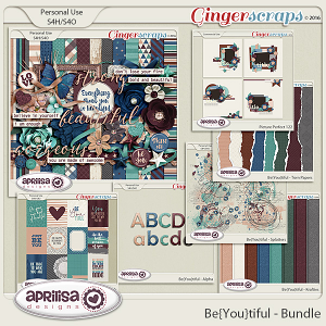 Be{You}Tiful - Bundle by Aprilisa Designs