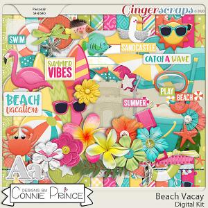 Beach Vacay - Kit by Connie Prince
