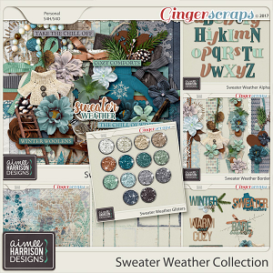 Sweater Weather Collection by Aimee Harrison