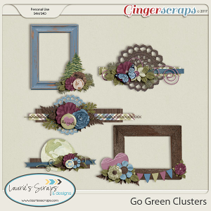 Go Green - Clusters