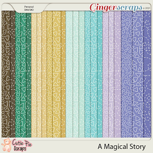 A Magical Story Pattern Papers
