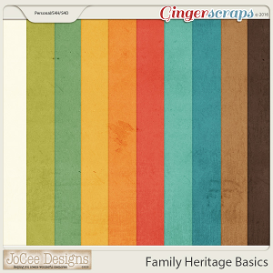 Family Heritage Basic Papers