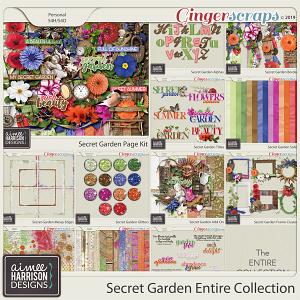 Secret Garden Entire Collection by Aimee Harrison