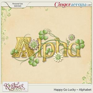 Happy Go Lucky Alphabet