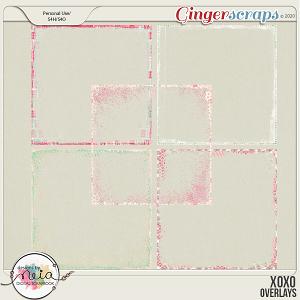 XOXO - Overlays- by Neia Scraps