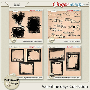 Valentine Day Collection