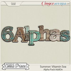 Vitamin Sea- Alpha Pack AddOn