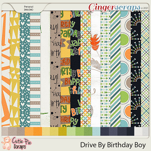 Drive By Birthday Boy Papers