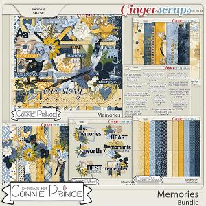 Memories - Bundle by Connie Prince