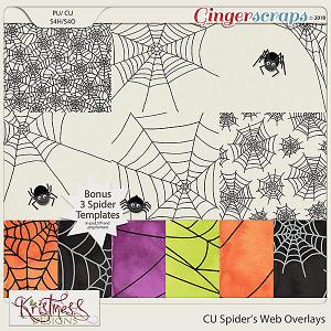 CU Spider's Webs Overlays