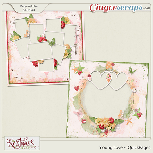 Young Love QuickPages