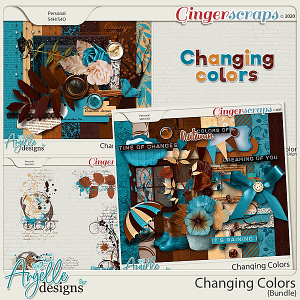 Changing Colors Bundle by Angelle Designs