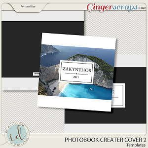 Photobook Creater Cover 2 by Ilonka's Designs