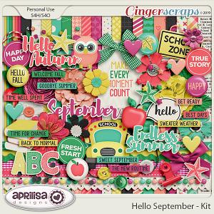 Hello September - Kit