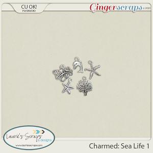 Charmed: Sea Life 1