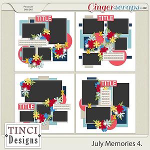 July Memories 4.