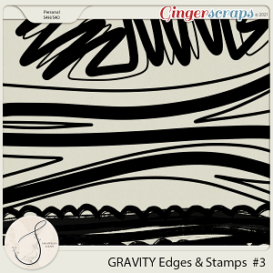 Gravity Edges&Stamps#3