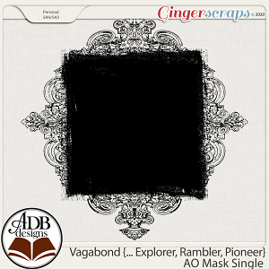 Vagabond, Explorer, Rambler, Pioneer AO Mask by ADB Designs