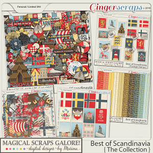 Best of Scandinavia (collection)