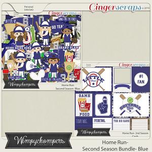 Home Run- Second Season Blue Bundle