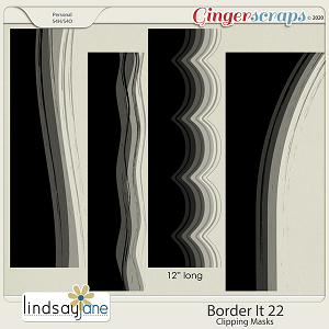 Border It 22 by Lindsay Jane