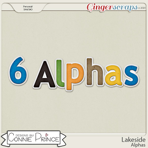 Lakeside - Alpha Pack AddOn by Connie Prince