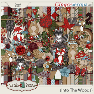 Into The Woods by Scraps N Pieces