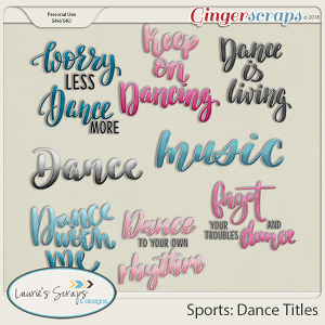 Sports: Dance Titles