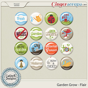 Garden Grow - Flair