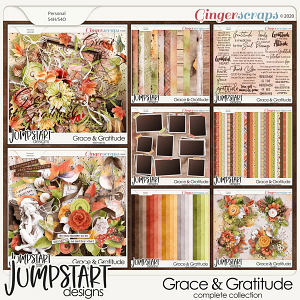 Grace & Gratitude {Complete Collection}