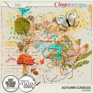 Autumn Cuddles Goodies by JB Studio and Neia Scraps