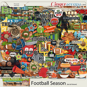 Football Season by Clever Monkey Graphics