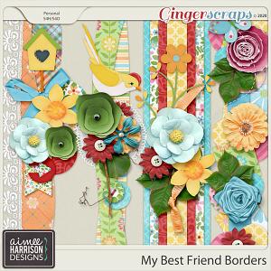 My Best Friend Borders by Aimee Harrison