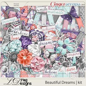 Beautiful Dreams by LDragDesigns