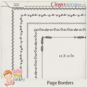 Antique Page Borders-01
