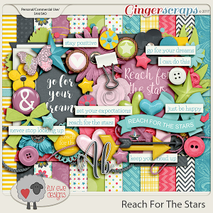 Reach For The Stars Kit by Luv Ewe Designs