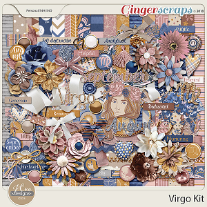 Virgo Kit by JoCee Designs