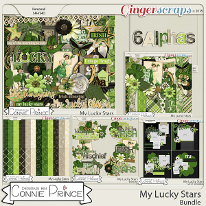 My Lucky Stars- Core Bundle by Connie Prince