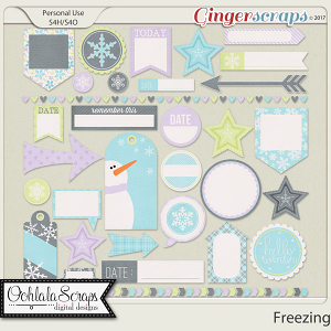 Freezing Labels and Tags