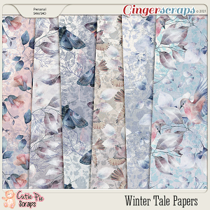 Winter Tale Papers Pack