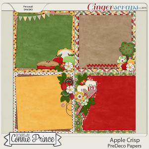 Apple Crisp - PreDeco Papers